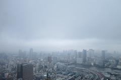 Today's Sky in Japan