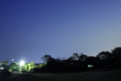 Stars from Jogashima Prefectural Park