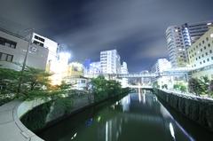 ふれあいK字橋から