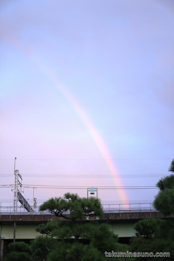 I've found rainbow!