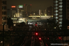 Railscape of Gotanda