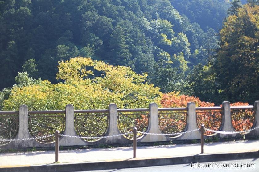 Hikawa Ohashi Bridge at Okutama