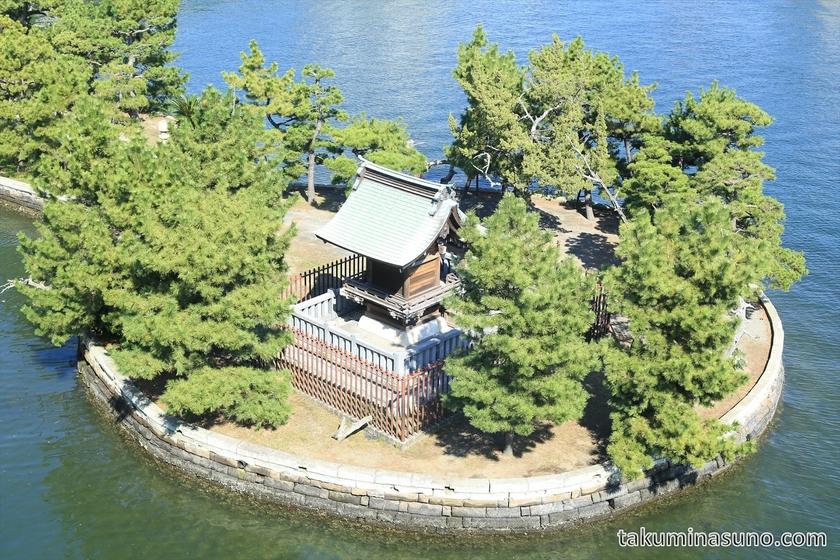 Seto Shrine at Kanazawahakkei of Yokohama