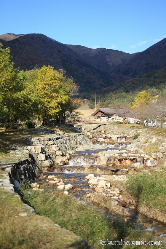 Entrance of Makino Highland