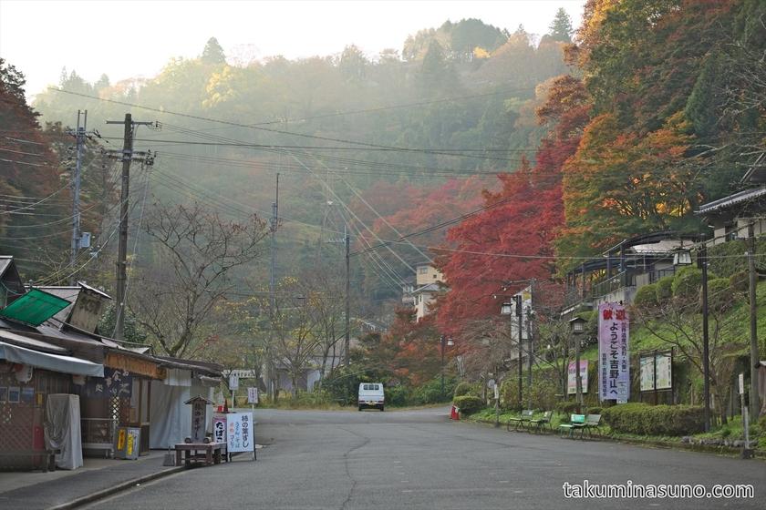 From Yoshino Station