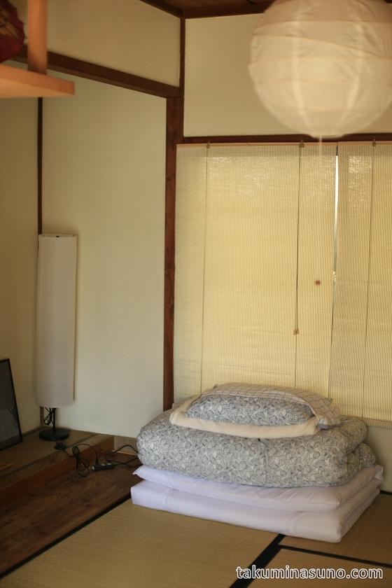 Japanese-style room of Guesthouse Hakone Nennekoya