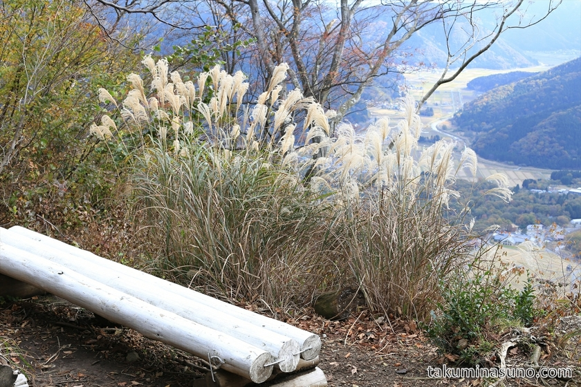 Rest Area of Takashima Trail
