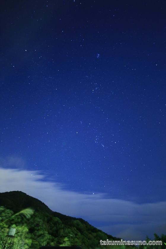 Starscape from Hakone