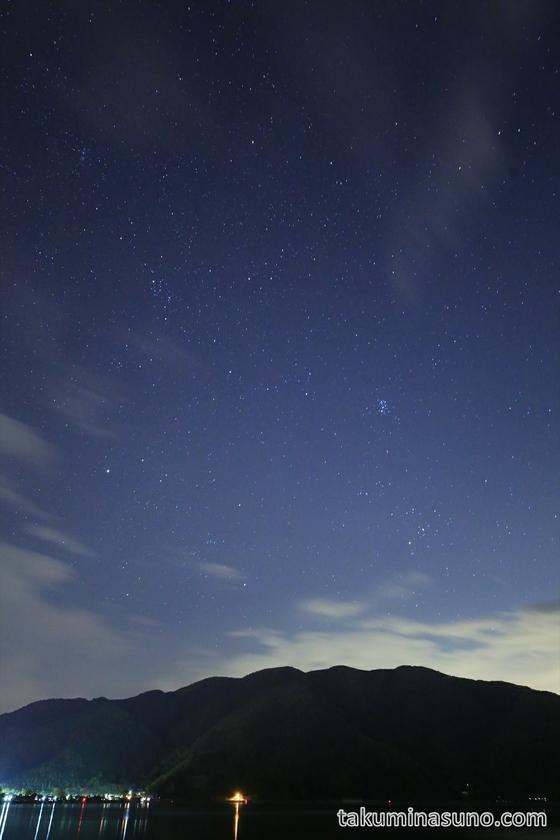 Starscape of Lake Biwa