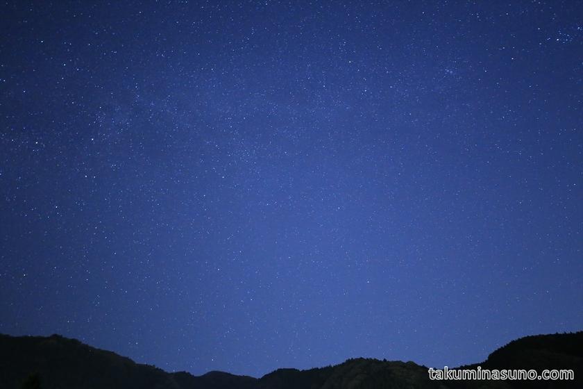 Starscape of Okutama
