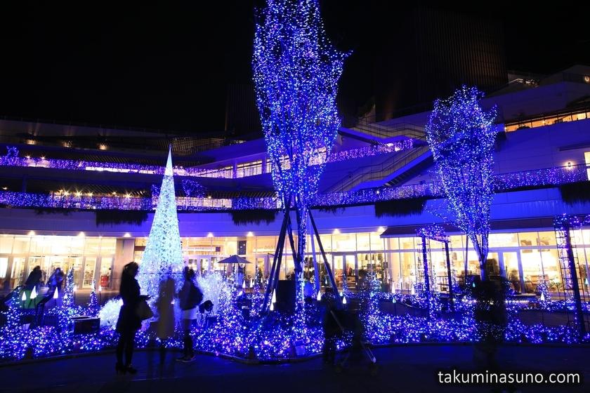 Christmas Tree of Terrace Mall Shonan