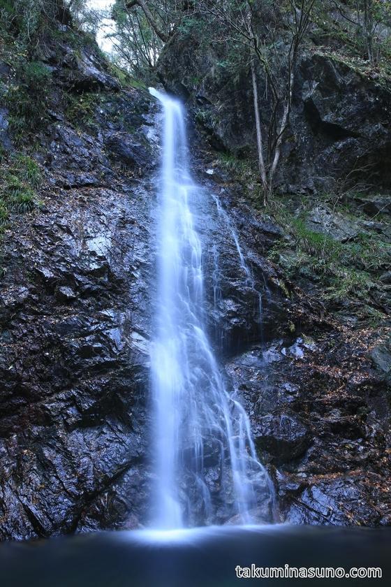 Hossawa-no-taki Waterfall