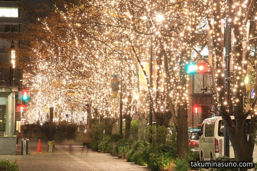 Illuminations of Otemachi