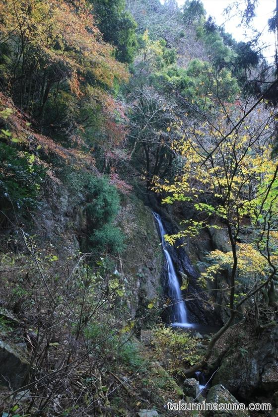Landscape of Shou-Tengu-taki Waterfall