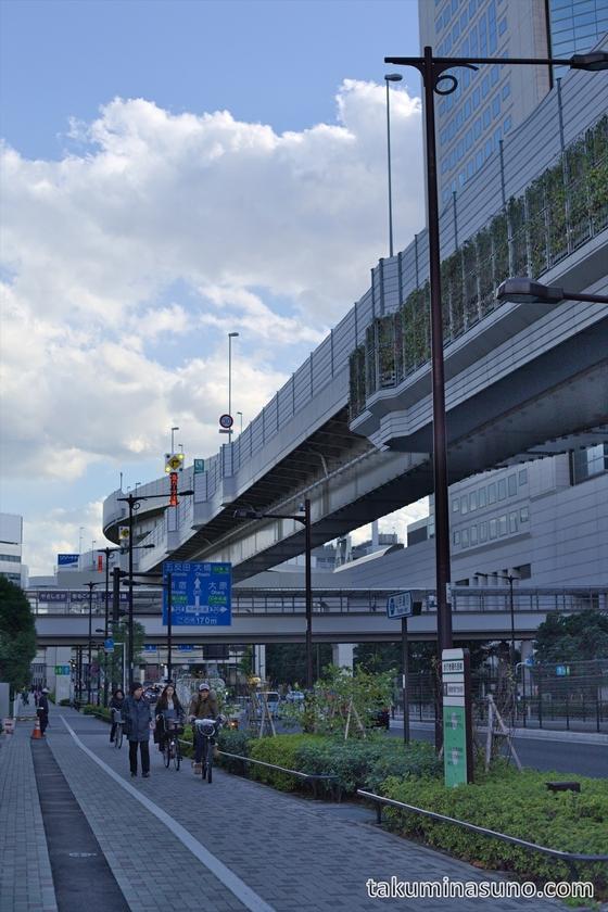 Skyscape of Hatsudai