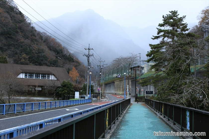 Snowy Mountain of Hinohara Village