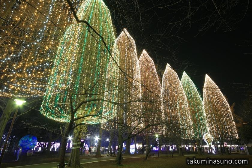 Symbol of Motofuchie Park Illuminations