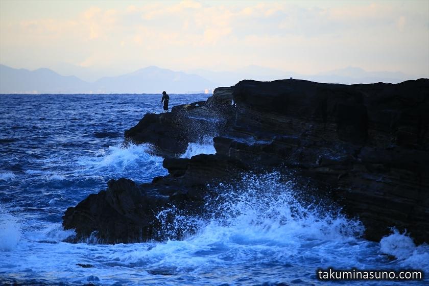 Rocky Shore of Jogashima Island