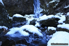 Visiting Snowy Unazawa Valley to See Frozen Waterfalls in Tokyo (23 Photos)
