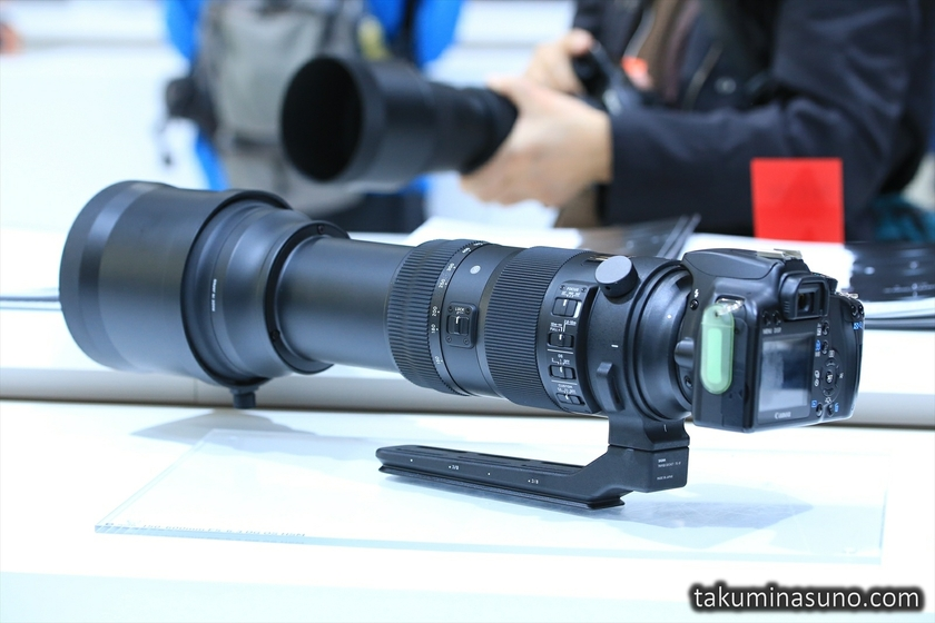 Sigma 150-600mm F5-6.3 DG HSM Sports