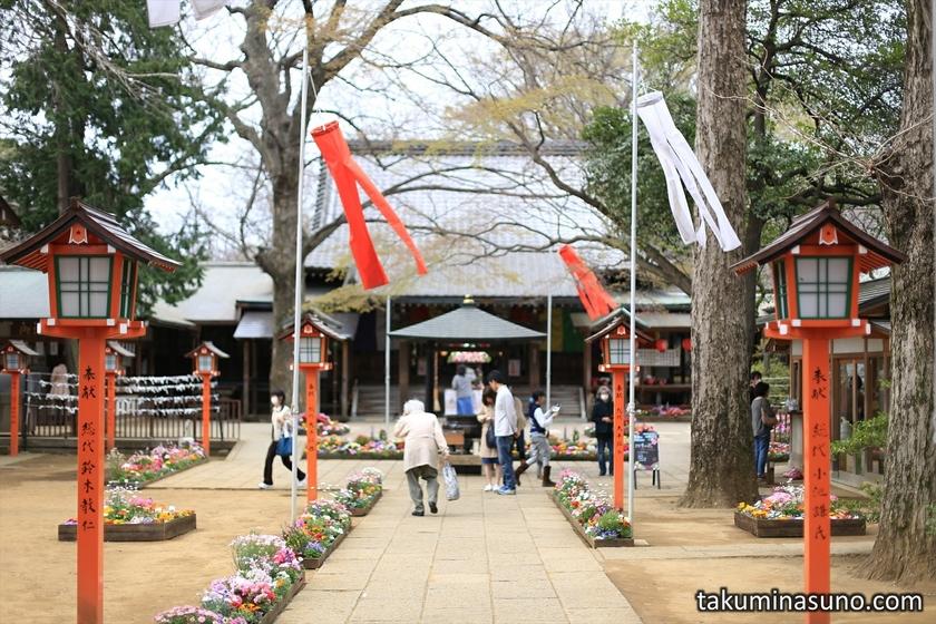 Main Hall of Todoroki Fudouson Temple