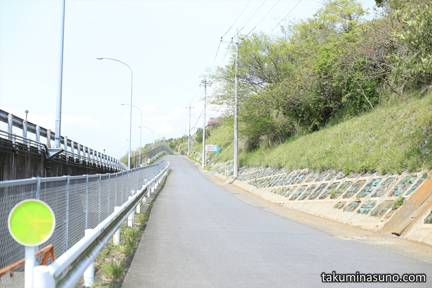 Along Tomei Expressway