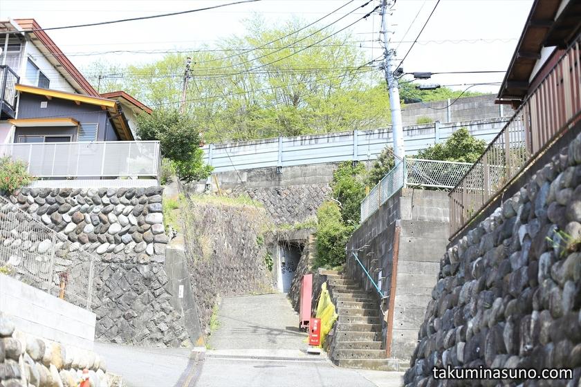 Going Under Tomei Expressway