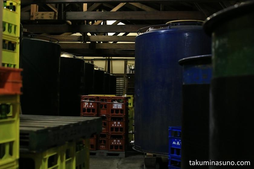 Inside Nakazawa Sake Brewery 3