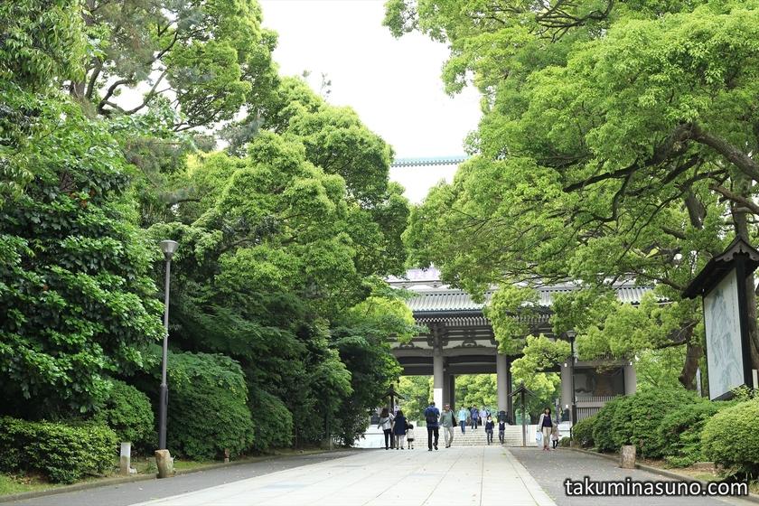 Sojiji Temple in May