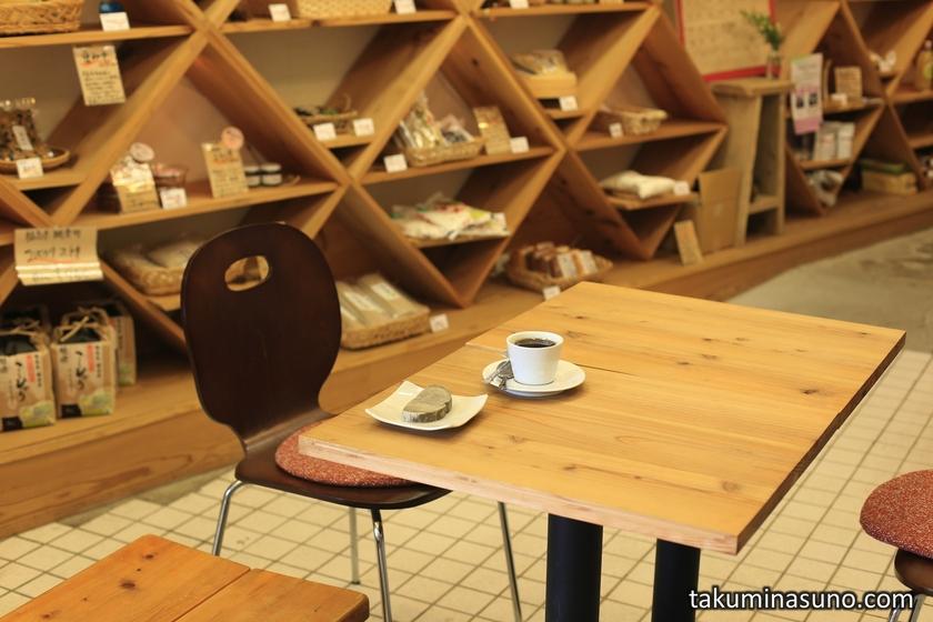 Cafe Space of Kura-cafe