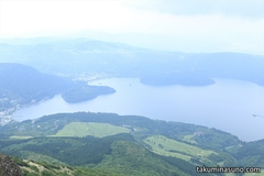 Visiting Lake Ashi of Hakone to Enjoy Magnificent View with 50mm