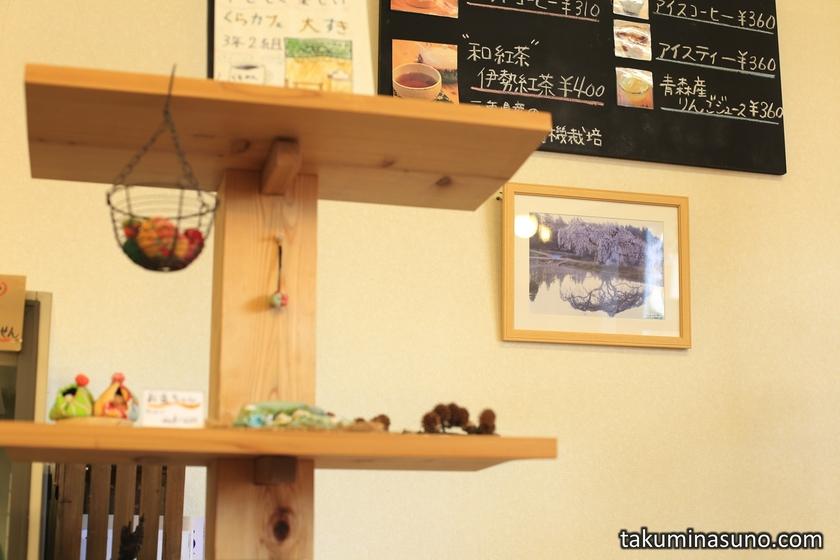 My Photo Frame at Kura-cafe
