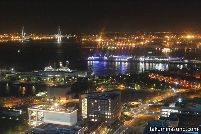 Nightscape of Yokohama