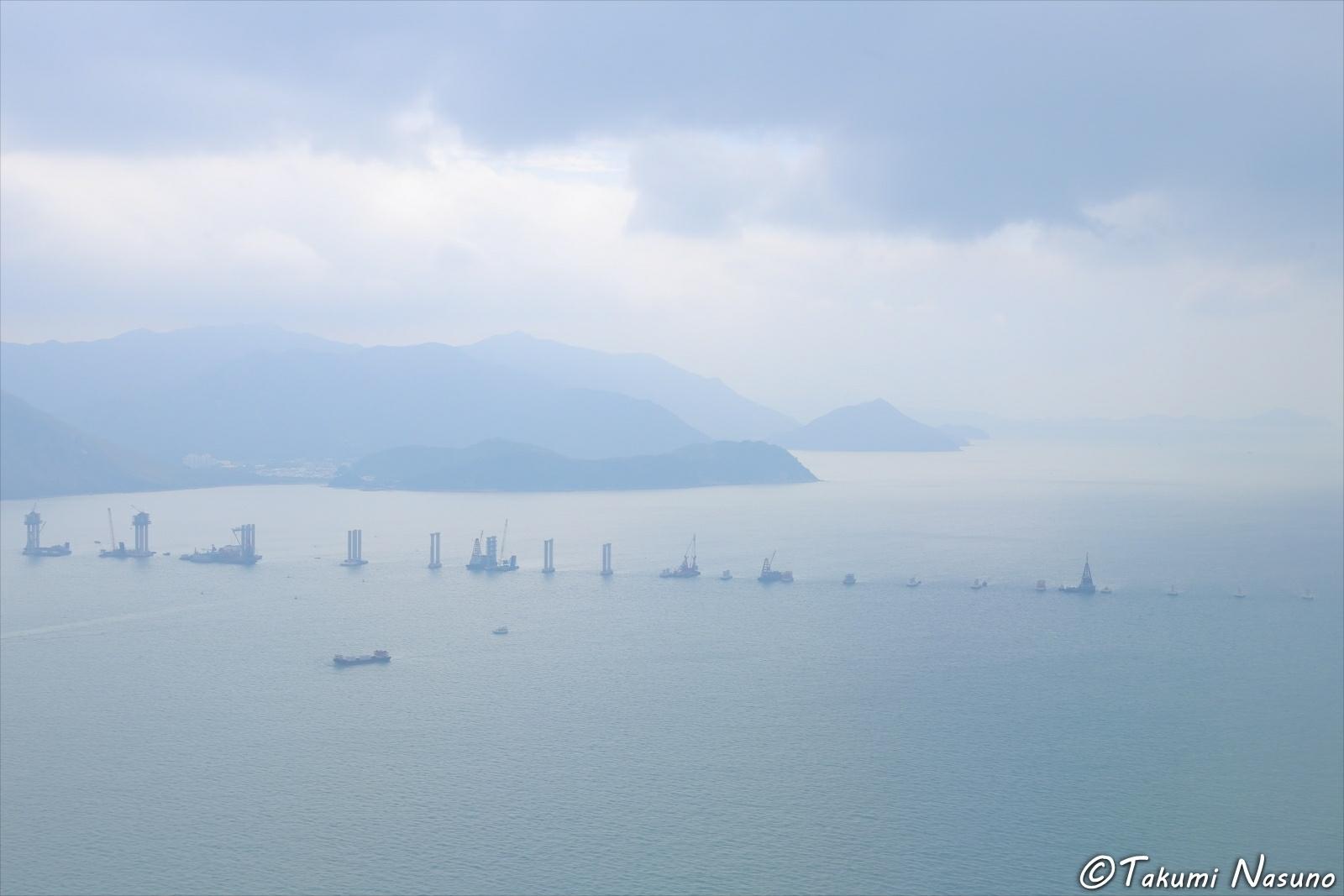 Near Hongkong Airport