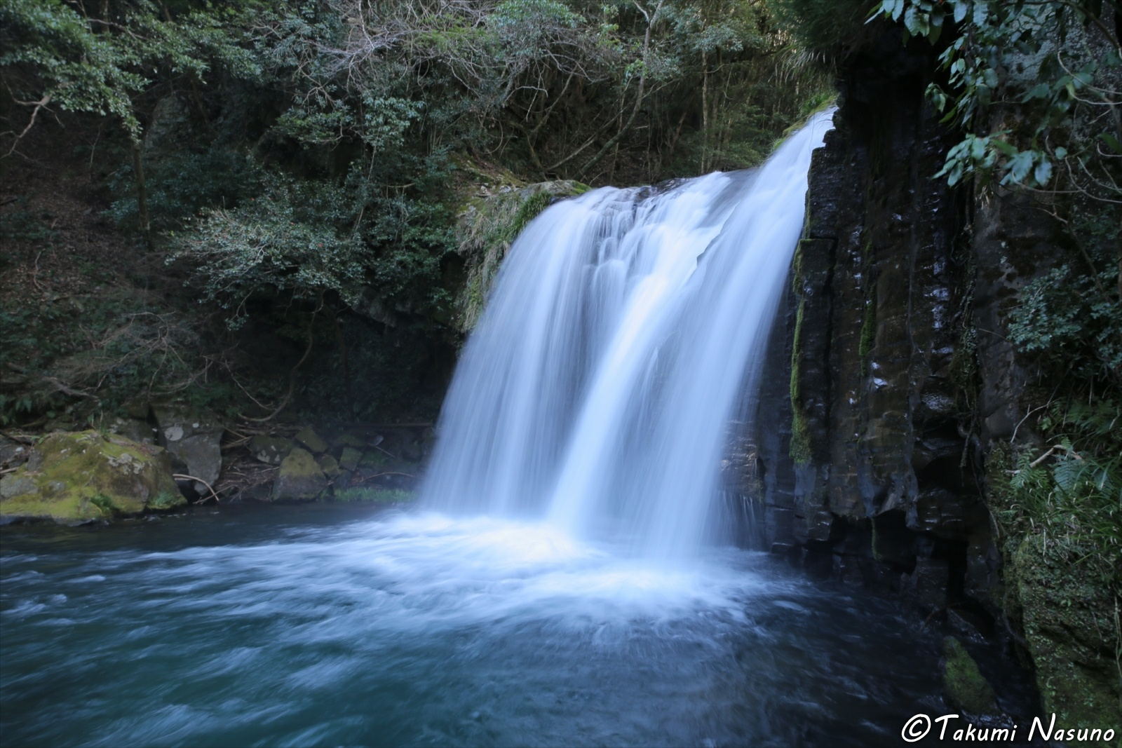 Shokei Waterfall of Kawazu Town