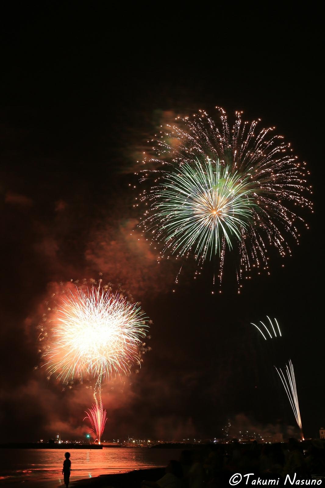 Anjinsai Fireworks at Ito