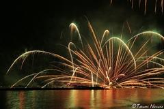 Reflecting back on Anjinsai Fireworks