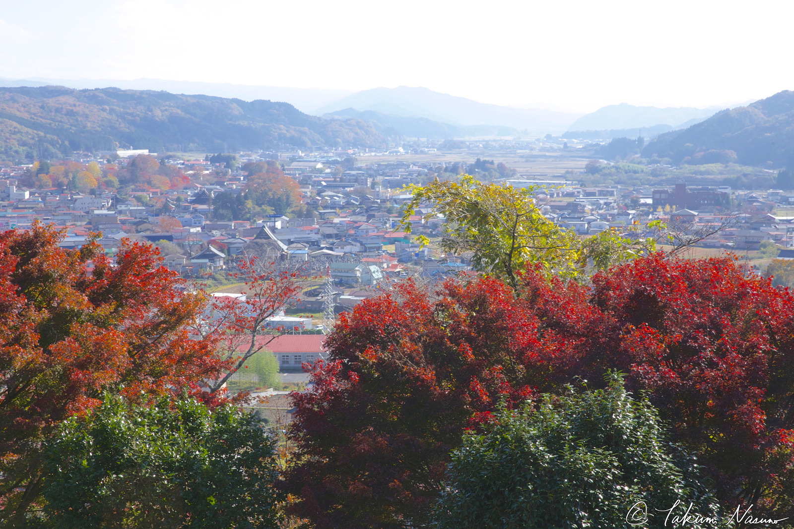 autumn-colors-from-akadate-park-of-tanagura-town