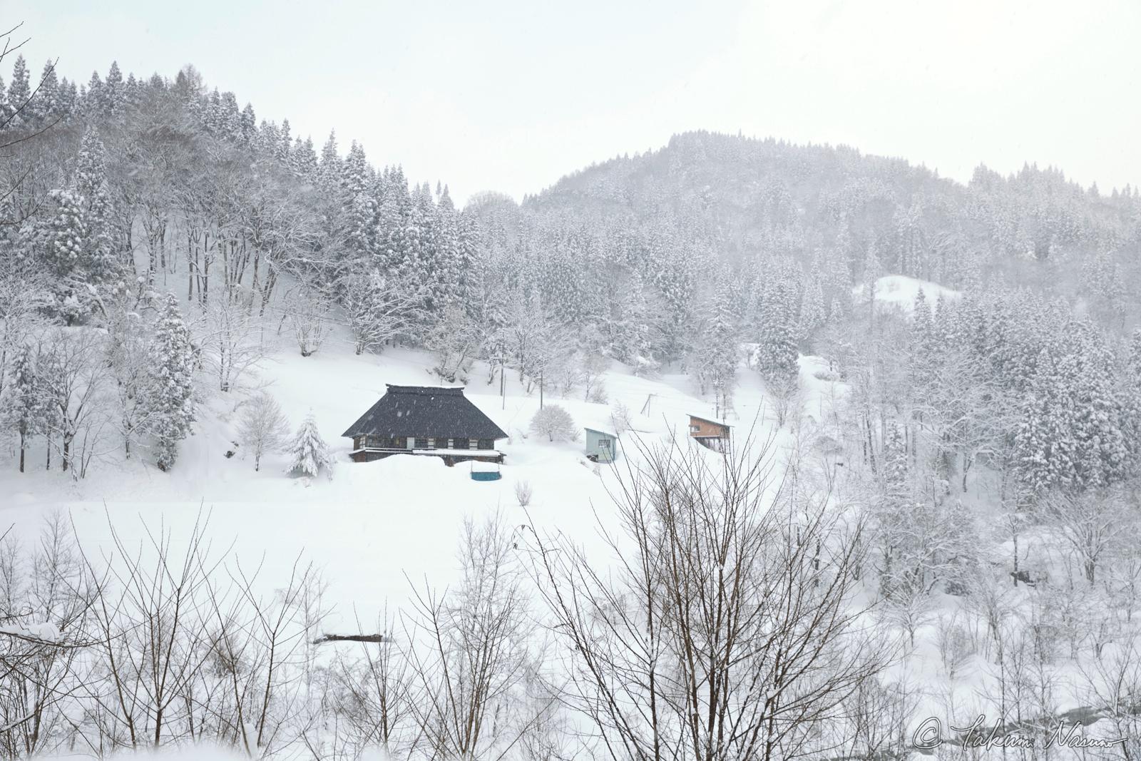 KOZUENOYUKI Guesthouse from a distance
