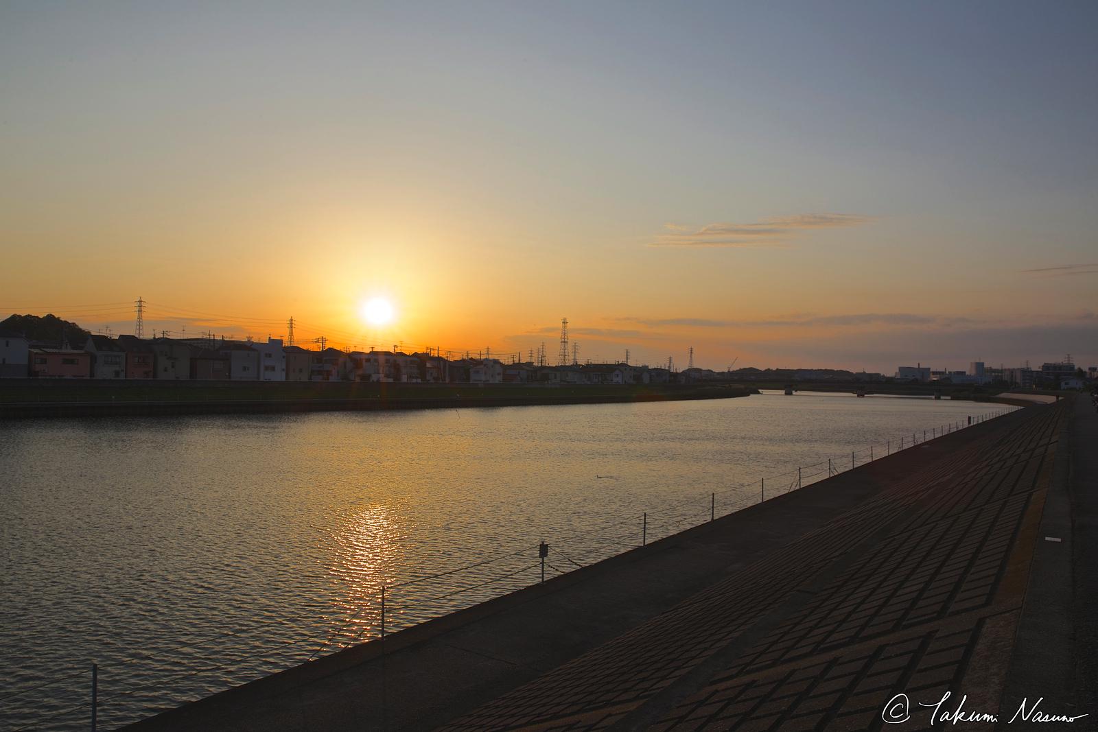 Tsurumi_Tsurumi-River_w02