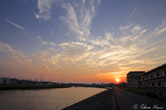 18 Selected Landscapes of Tsurumi River from our Tsurumi Ward