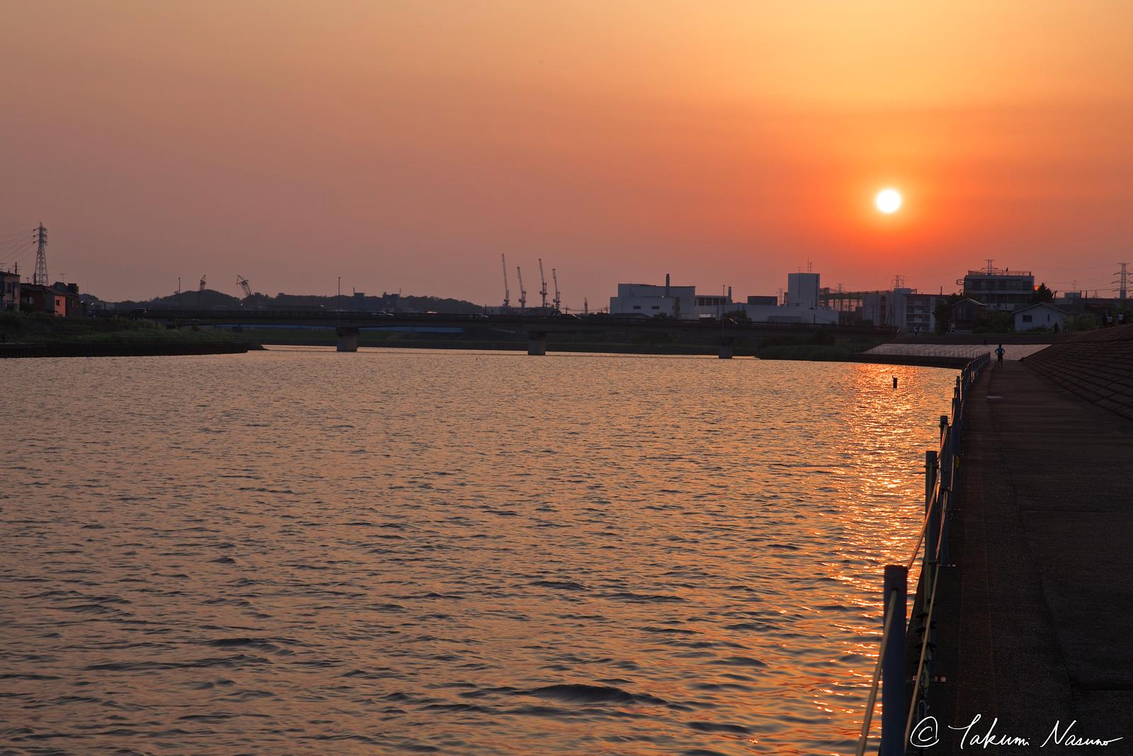 Tsurumi_Tsurumi-River_w16