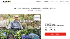 JPY 162,000 needed in the next 6 days! The Final Spurt of the Crowdfunding of Minamizawa Hydrangea Mountain!!
